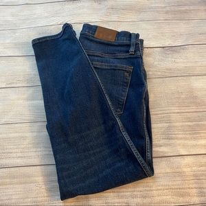 Madewell || Slim Straight Jeans Size 31